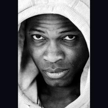 Emmanuel Fabiyi, actor, by Robert James Taylor.